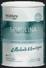 Spirulina Pulver 150g von Ecoduna